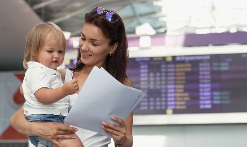 Как вывезти ребенка за границу, если родители в разводе?