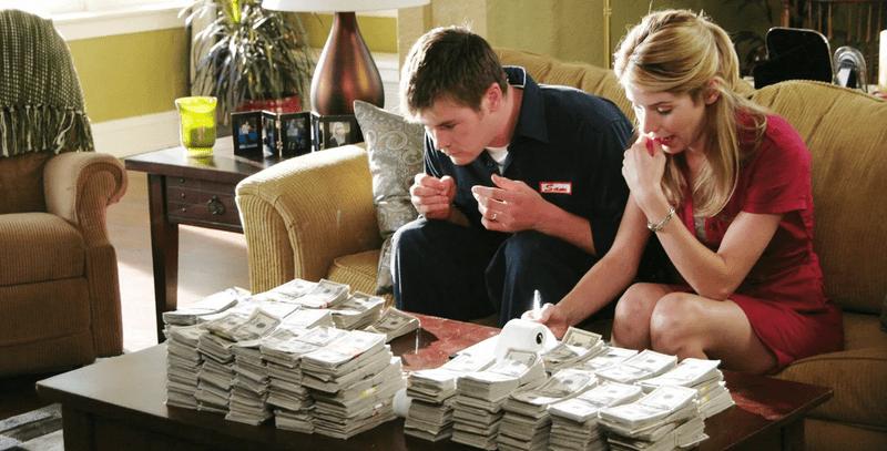 Как разделить деньги или банковские вклады при разводе