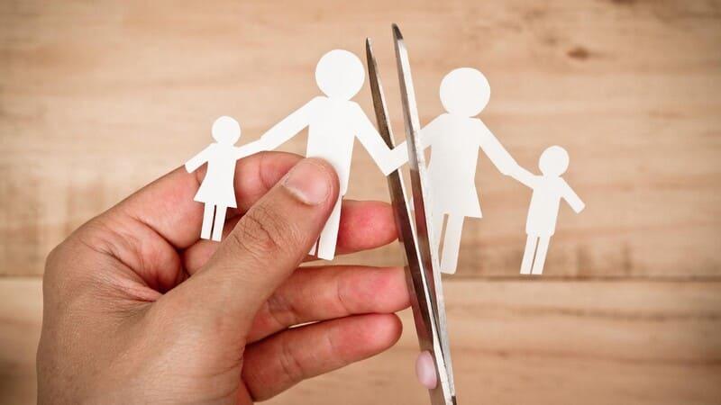 Как разделить квартиру при разводе, если есть дети