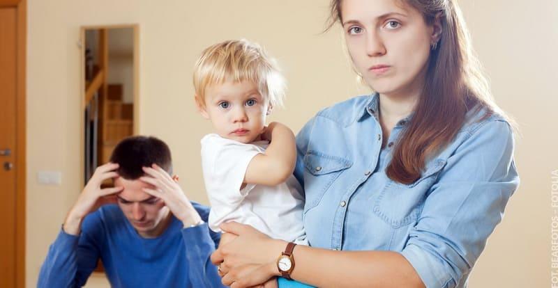 Алименты на ребенка в браке без развода