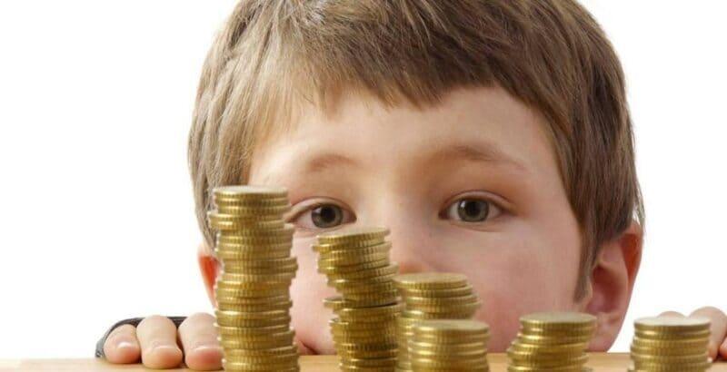 Сколько положено алиментов на одного ребенка