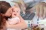 Алименты на содержание бывшей супруги и ребенка до 3 лет